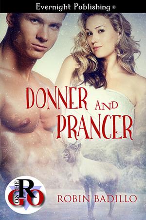 Genre: Erotic Paranormal Romance  Heat Level: 3  Word Count: 13, 900  ISBN: 978-1-77233-637-5  Editor: Katelyn Uplinger  Cover Artist: Jay Aheer