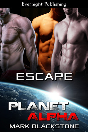 Genre: Alternative (MMM) Sci-Fi Romance  Heat Level: 4  Word Count: 25, 560  ISBN: 978-1-77233-661-0  Editor: Karyn White  Cover Artist: Sour Cherry Designs
