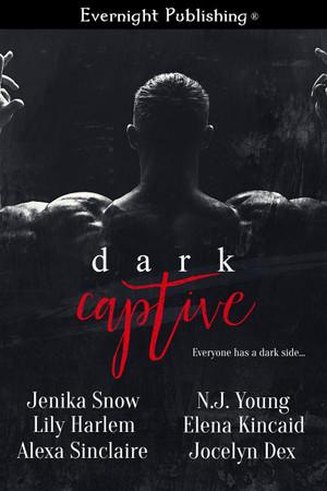 Genre: Erotic Dark Romance  Heat Level: 4  Word Count: 87, 760  ISBN: 978-1-77233-859-1  Editor: Katelyn Uplinger  Cover Artist: Jay Aheer