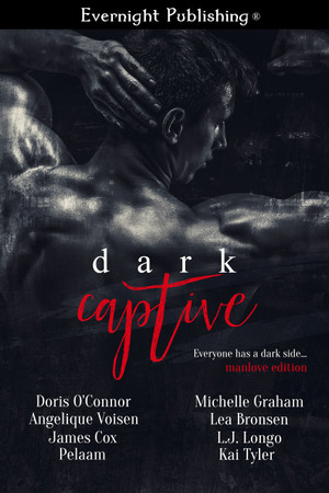 Genre: Alternative (MM) Erotic Dark Romance  Heat Level: 4  Word Count: 94, 590  ISBN: 978-1-77233-860-7  Editor: Katelyn Uplinger  Cover Artist: Jay Aheer