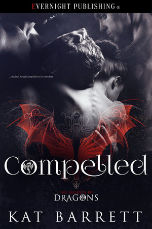 Genre: Paranormal Menage (MMMF) Romance  Heat Level: 4  Word Count: 48, 060  ISBN: 978-1-77233-954-3  Editor: Katelyn Uplinger  Cover Artist: Jay Aheer