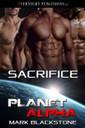 Genre: Alternative (MMM) Sci-Fi Romance  Heat Level: 4  Word Count: 25, 500  ISBN: 978-1-77339-019-2  Editor: Karyn White  Cover Artist: Sour Cherry Designs