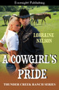 Genre: Romantic Western Suspense  Heat Level: 2  Word Count: 52, 460  ISBN: 978-1-927368-84-8  Editor: Dana Horbach  Cover Artist: Sour Cherry Designs