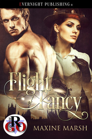 Genre: Erotic Steampunk Romance  Heat Level: 4  Word Count: 10, 950  ISBN: 978-1-77339-193-9  Editor: Katelyn Uplinger  Cover Artist: Jay Aheer