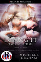 Genre: Contemporary Menage Romance (MFF)  Heat Level: 4  Word Count: 10, 620  ISBN: 978-1-77339-239-4  Editor: JC Chute  Cover Artist: Jay Aheer