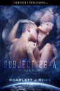 Genre: Erotic Sci-Fi Menage (MMFM) Romance  Heat Level: 4  Word Count: 30, 670  ISBN: 978-1-77339-364-3  Editor: Karyn White  Cover Artist: Jay Aheer