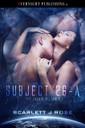 Genre: Erotic Sci-Fi Menage (MMFM) Romance  Heat Level: 4  Word Count: 30, 670  ISBN: 978-1-77339-364-3  Editor: Karyn White  Cover Artist: Jay Aheer