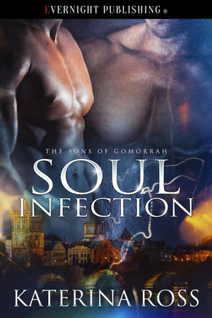 Genre: Alternative (MM) Paranormal Romance  Heat Level: 4  Word Count: 15, 730  ISBN: 978-1-77339-365-0  Editor: Karyn White  Cover Artist: Jay Aheer