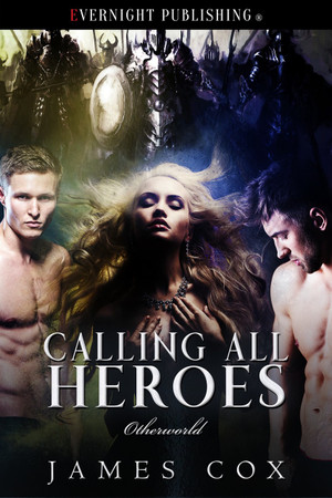 Genre: Erotic Fantasy Menage (MMF) Romance  Heat Level: 4  Word Count: 34, 700  ISBN: 978-1-77339-622-4  Editor: CA Clauson  Cover Artist: Jay Aheer