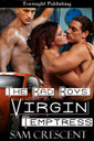 Genre: Menage Romance  Heat Level: 4  Word Count: 36, 185  ISBN: 978-1-77130-108-4  Editor: Karyn White  Cover Artist: Sour Cherry Designs