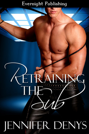 Genre: BDSM Romance  Heat Level: 4  Word Count: 29, 600  ISBN: 978-1-77130-117-6  Editor: Karyn White  Cover Artist: Sour Cherry Designs