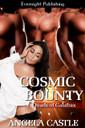 Genre: Sci-Fi Menage (MFMMM) Romance  Heat Level: 4  Word Count: 32, 190  ISBN: 978-1-77130-165-7  Editor: Marie Medina  Cover Artist: Sour Cherry Designs