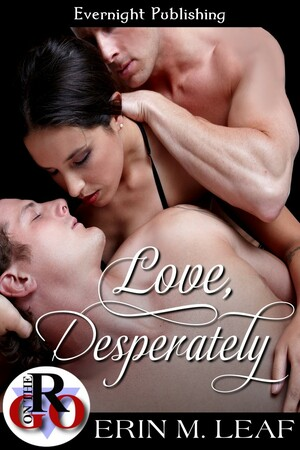 Genre: Contemporary Menage Romance  Heat Level: 4  Word Count: 9,160  ISBN: 978-1-77130-184-8  Editor: JS Cook  Cover Artist: Sour Cherry Designs