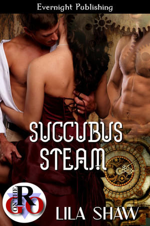 Genre: Erotic Steampunk Romance  Heat Level: 4  Word Count: 10, 140  ISBN: 978-1-77130-234-0  Editor: JS Cook  Cover Artist: Sour Cherry Designs