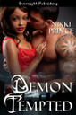 Genre: Interracial Paranormal Romance  Heat Level: 4  Word Count: 50, 630  ISBN: 978-1-77130-271-5  Editor: Marie Medina  Cover Artist: Sour Cherry Designs