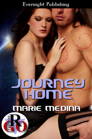 Genre: Erotic Sci-Fi Romance  Heat Level:  Word Count: 11, 800  ISBN: 978-1-77130-322-4  Editor: Karyn White  Cover Artist: Sour Cherry Designs