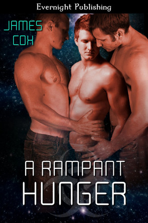 Genre: Alternative (MMM) Sci-Fi Romance  Heat Level: 4  Word Count: 21, 110  ISBN: 978-1-77130-433-7  Editor: Marie Medina  Cover Artist: Sour Cherry Designs