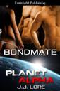 Genre: Sci-Fi Menage (MFM) Romance  Heat Level: 4  Word Count: 26, 920  ISBN: 978-1-77130-822-9  Editor: Karyn White  Cover Artist: Sour Cherry Designs