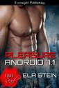 Genre: Erotic Sci-Fi Romance  Heat Level: 3  Word Count: 5, 500  ISBN: 978-1-77130-854-0  Editor: Tricia Kristufek  Cover Artist: Sour Cherry Designs
