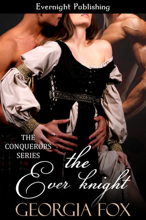Genre: Medieval Menage a Trois Romance  Heat Level: 4  Word Count: 15, 900  ISBN: 978-1-926950-61-7  Editor: Marie Buttineau  Cover Artist: LF Designs