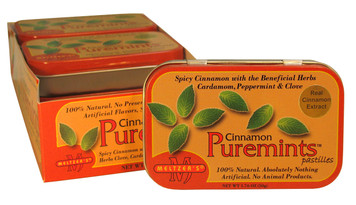 Meltzer's Cinnamon Puremints