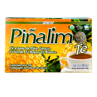 Pinalim Te de Pina Organico Pineapple Detox Tea