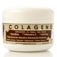 Colageno Yeguada la Reserva 250g Leave In Collagen Hair Cream