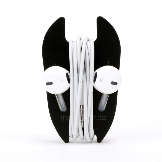 Devil Head - Headphone Wrap and Wrench