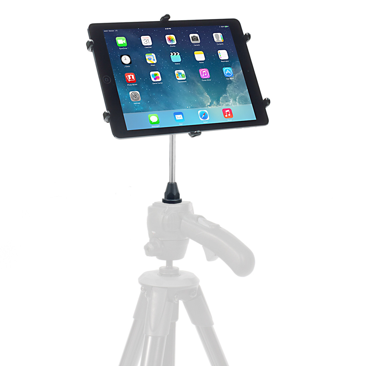PED4 IPA10 - IPAD AIR TRIPOD MOUNT PIVOTING