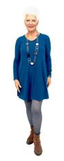 Twiggy Dress (turqouise)
