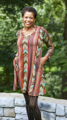 Twiggy Sweater Dress (multi)
