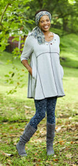 Haiku Tunic (Grey)