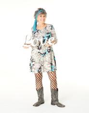 Twiggy Dress (Splash)