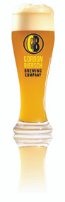 Gordon Biersch Brewing Company 20oz Hefeweizen Glass