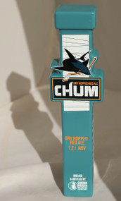 CHUM Dry Hopped Red Ale Tap Handle