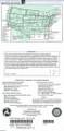 Low Altitude Enroute Chart - L13/14
