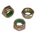 Half Lock Nuts 1/4-28 (50 per pack) - AN364-428