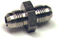 Union Flared Tube Fitting,  O.D. 1/2, Thread Size 3/4-16 - AN815-8D