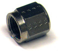 Nut - Coupling, Aluminum, O.D. 1/8, Thread Size 5/16-24, (5 per pack) - AN818-2D