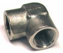 Elbow, Internal Pipe Thread, 90 Degree, Aluminum, Thread Size 1/8 - AN916-1D