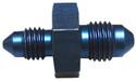 Reducer, External Thread, Aluminum, Thread size from 1/4 - 3/16 - AN919-2D