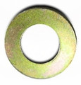 Flat Washer #6, OD .375 ID 0.149, Thickness .016 Light Series, (100 per pack) - AN960-6L