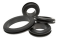 "Flexible, hot oil and coolant resistant grommets, ID 5/16""  (AN931-5-9) - MS35489-9"