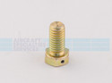 Bolt .375-16 X .75 Long Hex DR - LW-38H0.75 , Sold Each