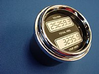 Engine Hour Meter for Trucks and Cars dual display