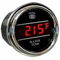 Water temperature gauge for Trucks and Cars | water temperature sensor | digital water temp gauge-Red Color