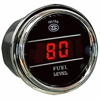 Truck Fuel Gauge | Measures gas/fuel level