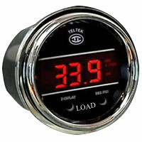 Portable Truck Scales Gauge in red LED