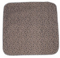 """Anti-Microbial Paw Print Washable Puppy Training Pad Large 30""""x32"""" (Box of 2 Pads)"""