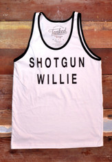 shotgun willie tank